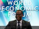 tidjane thiam chief executive officer of credit