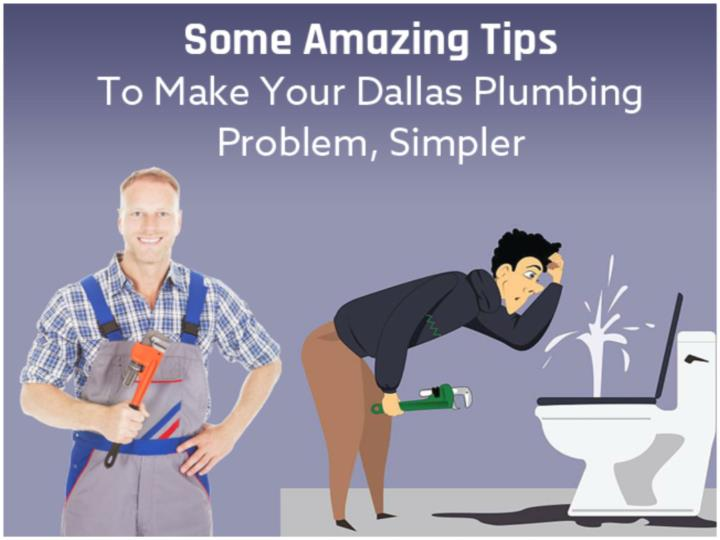 some amazing tips to make your dallas plumbing problem simpler n.