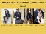 premium handcrafted men s premium handcrafted