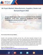 air fryers market manufacturers suppliers dealer