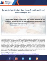 benzyl acetate market size share trend growth