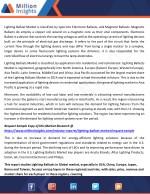 lighting ballast market is classified by type