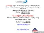hyderabad office no 6 3 1191 1196 2 nd floor brij