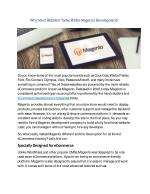 why most retailers today prefer magento
