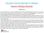 vacation home rentals in naples 1