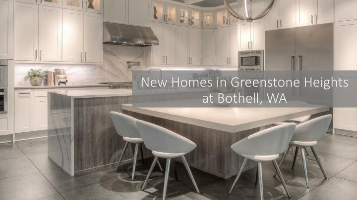 new homes in greenstone heights at bothell wa n.