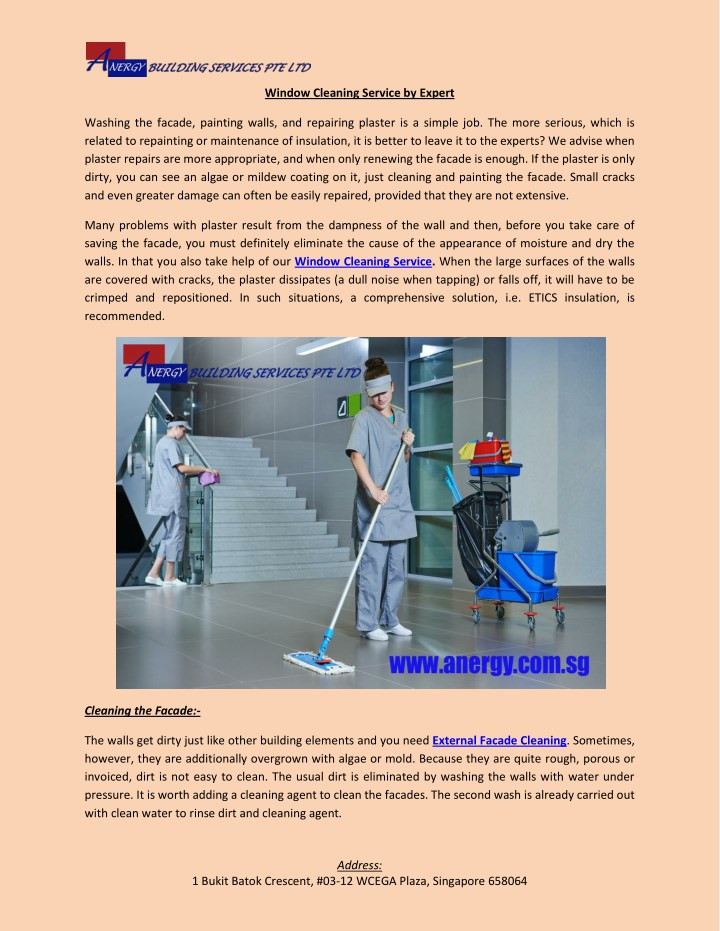 window cleaning service by expert n.