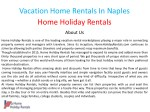 vacation home rentals in naples home holiday 1