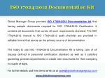 iso 17024 2012 documentation kit 1