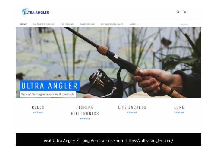 visit ultra angler fishing accessories shop https n.