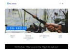 visit ultra angler fishing accessories shop https