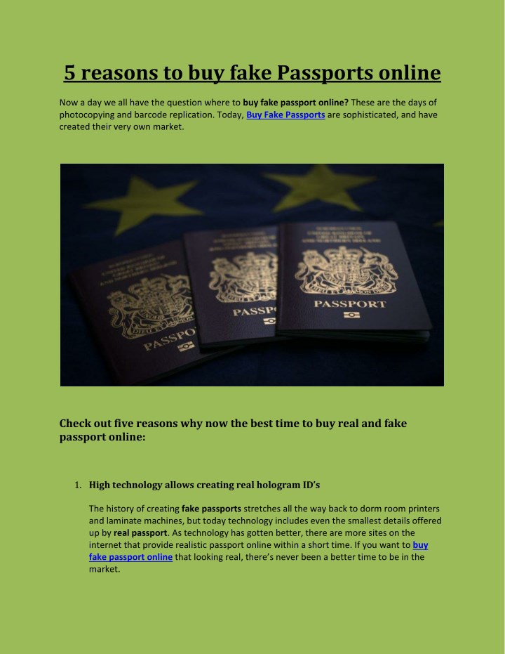 Fake Passports Online Related Keywords & Suggestions - Fake