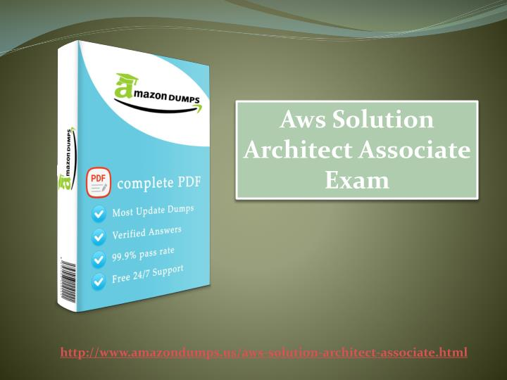 aws solution architect associate exam n.