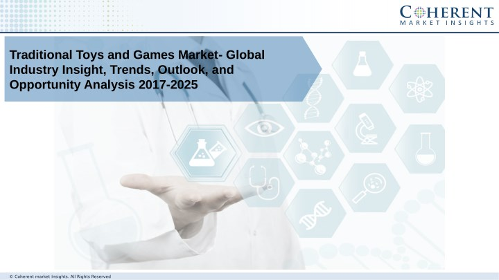 traditional toys and games market global industry n.