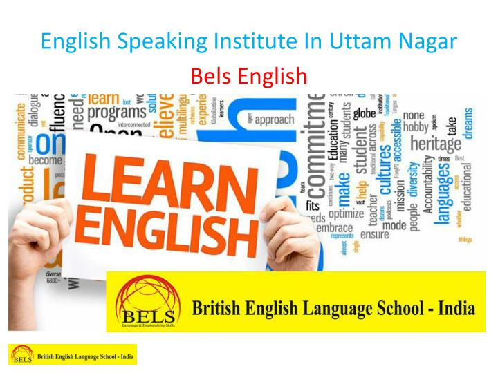 english speaking institute in uttam nagar n.