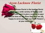avon lucknow florist 1