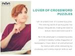 lover of crossword