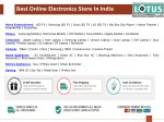 best online electronics store in india 1