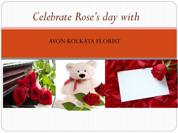celebrate rose s day with n.