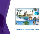 domestic international tours