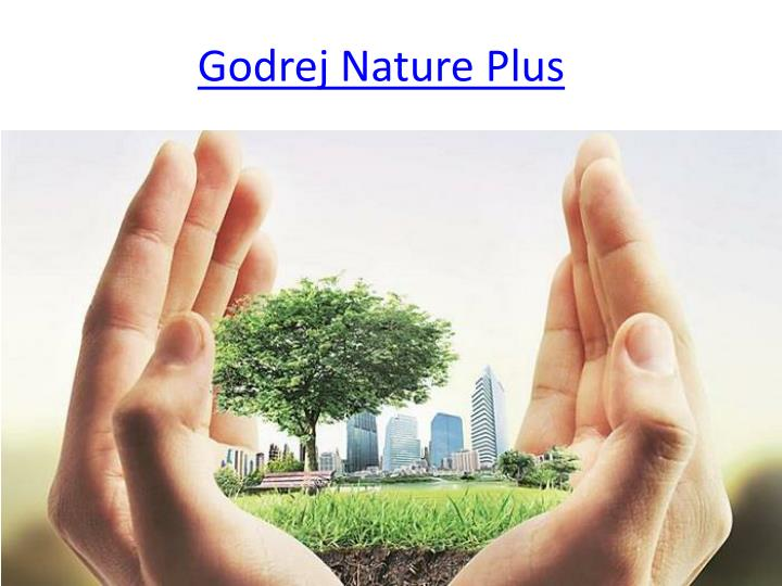 godrej nature plus n.