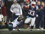 dion lewis eluded a tackle during third quarter