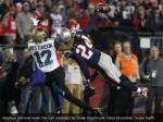 stephon gilmore swats the ball intended for dede