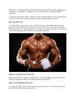 yohimbine is a compound which is extracted from