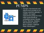 pumps dynapro manufactures and exports slurry