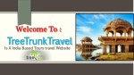 welcome to welcome to treetrunktravel