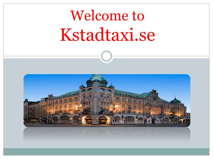 welcome to k stadtaxi se n.