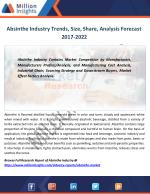 absinthe industry trends size share analysis forecast 2017 2022