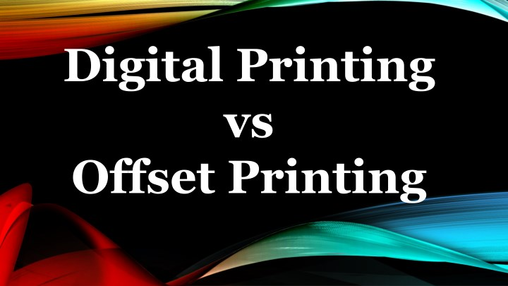 digital printing vs offset printing n.