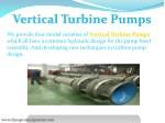 we provide four model varieties of vertical
