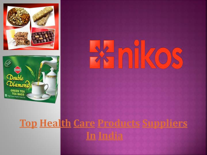 top health care products suppliers in india n.