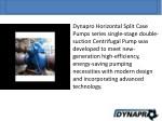dynapro horizontal split case pumps series single