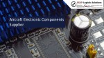 aircraft electronic components supplier