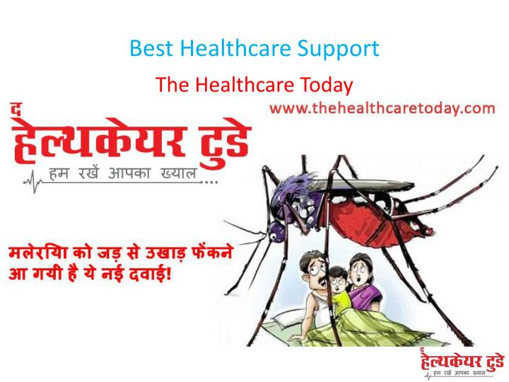 best healthcare support n.