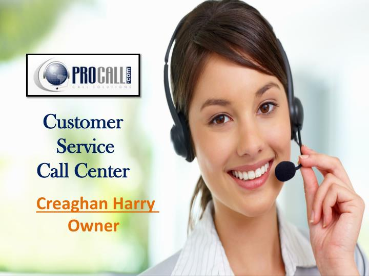 customer service call center n.