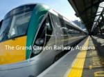 the grand canyon railway arizona
