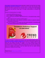 trend micro technical support uk would like