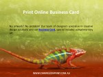 print online business card 1