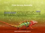 print service australia 1