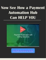 now see how a payment automation hub can help you