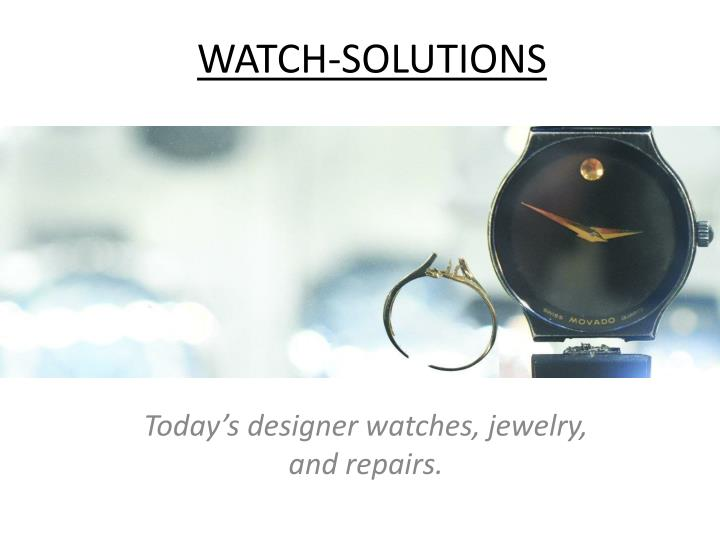 watch solutions n.