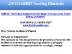 ldr 531 assist education specialist 8