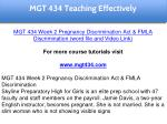 mgt 434 education specialist 13