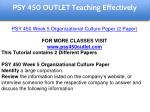 psy 450 outlet education specialist 19