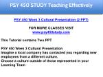 psy 450 study education specialist 7