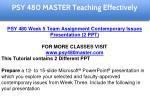 psy 480 master education specialist 18